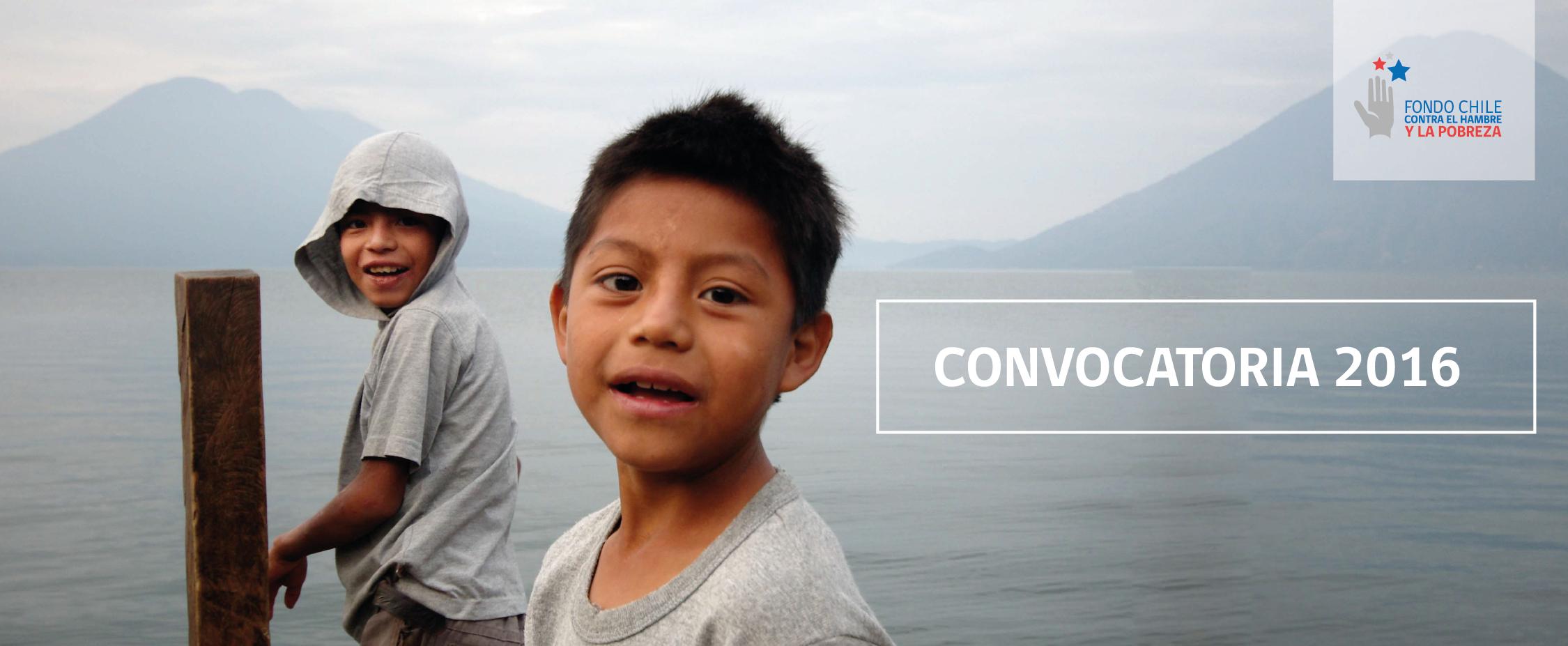 Fondo chile abre nueva convocatoria 2016 para sus l neas for Convocatorias para profesores 2016